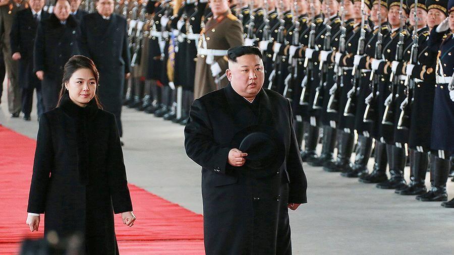 Ким Чен Ын рассказывает Басню Китайцы и крокодил (Осторожно нецензурная лексика)