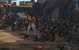 Streets of Rage 4 : Куртка сниму и ломай меня полностью